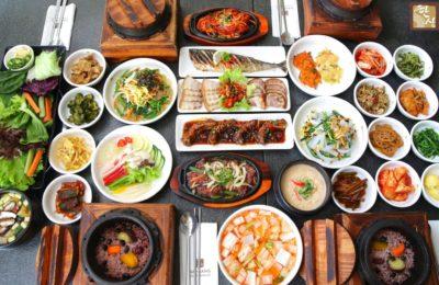 10 nhà hàng Hàn Quốc nổi tiếng nhất tại Đà Nẵng
