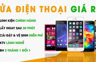 Dịch vụ sửa chữa điện thoại tại Đà Nẵng