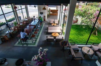 Quán cafe đẹp ở Đà Nẵng chụp hình, check in mỏi tay