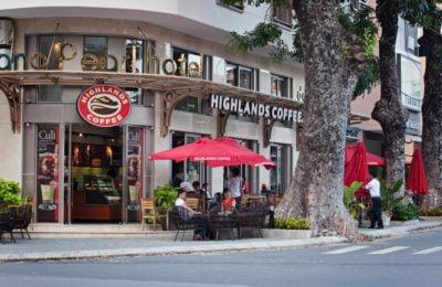 Địa chỉ các quán cafe Highland ở Đà Nẵng