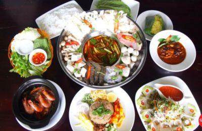 Các nhà hàng Thái Lan tại Đà Nẵng, quán ăn Thái ngon nổi tiếng