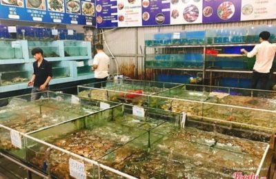 Các nhà hàng hải sản ở Đà Nẵng ngon và nổi tiếng nhất