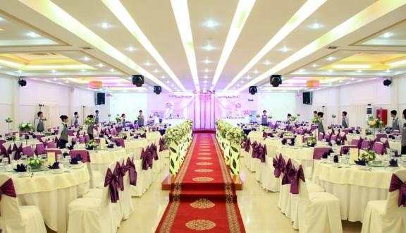 Các nhà hàng tiệc cưới tại Đà Nẵng, resort tổ chức tiệc cưới Đà Nẵng