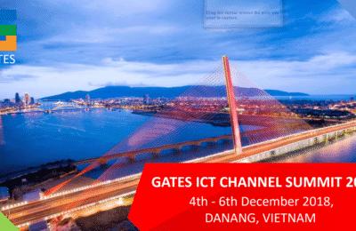 Hội nghị GATES VIETNAM ICT Channel Summit 2018 tại Đà Nẵng