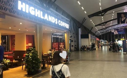 Highland Sân bay Đà Nẵng