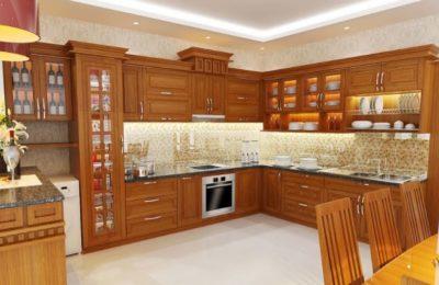 Top 5 công ty lắp đặt tủ bếp Đà Nẵng đẹp, giá rẻ