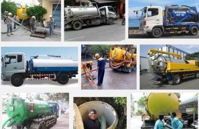 Top 5 công ty dịch vụ hút hầm cầu Đà Nẵng