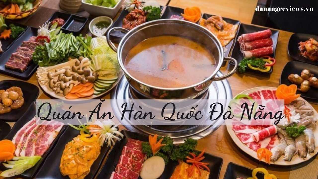 quán ăn hàn quốc đà nẵng