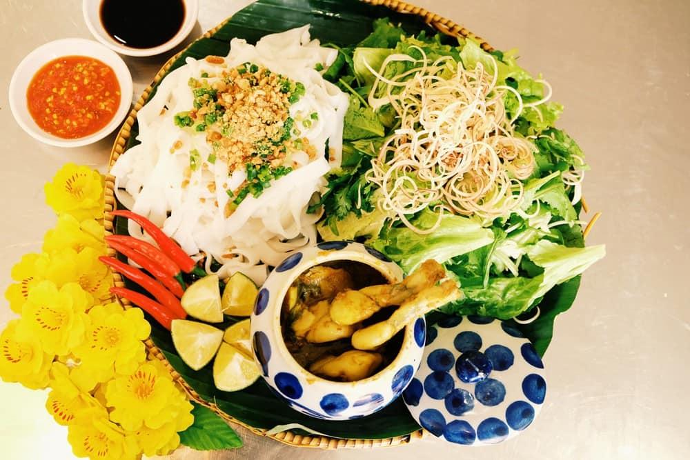 Mỳ Quảng Ếch Bếp Trang Đà Nẵng