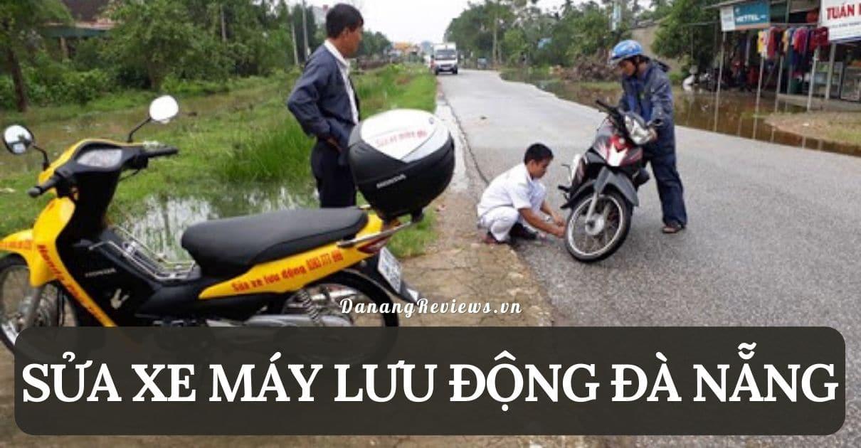 Sửa Xe Máy Lưu Động Đà Nẵng