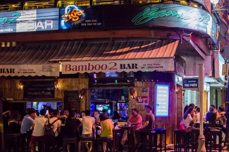 Bamboo 2 Bar